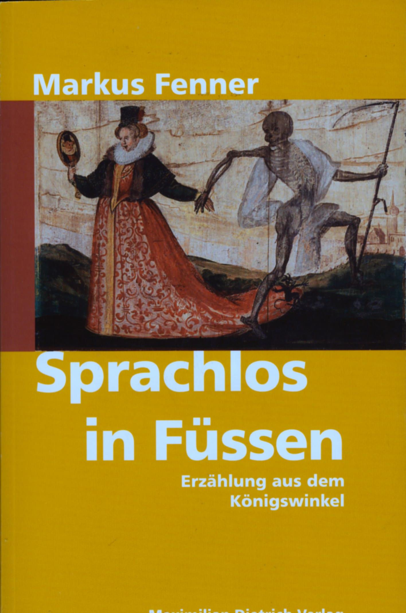 Fenner Markus - Sprachlos in Füssen