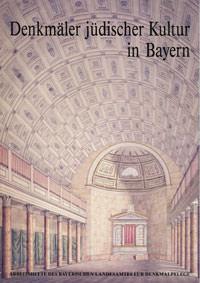- Denkmäler jüdischer Kultur in Bayern