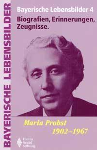 Höpfinger Renate - Maria Probst 1902-1967