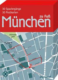 Bartel Susanne - München zu Fuß