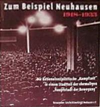 - Zum Beispiel Neuhausen 1918-1933