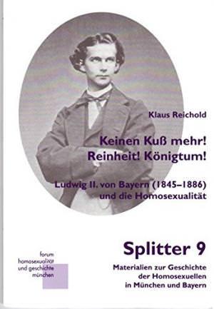Reichold Klaus - Keinen Kuß mehr! Reinheit! Königtum!