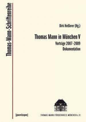 - Thomas Mann in München V
