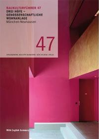 Baumeister Nicolette - Drei Höfe - Genossengesellschaftliche Wohnanlage München-Neuhausen