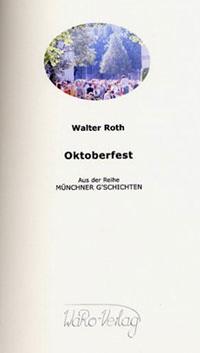 Roth Walter - Oktoberfest
