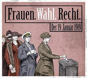 Kreuz Angela, Lohr Dieter - Frauen. Wahl. Recht