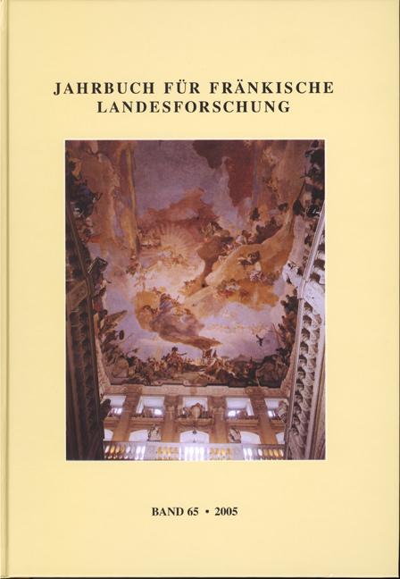 - Jahrbuch für fränkische Landesforschung