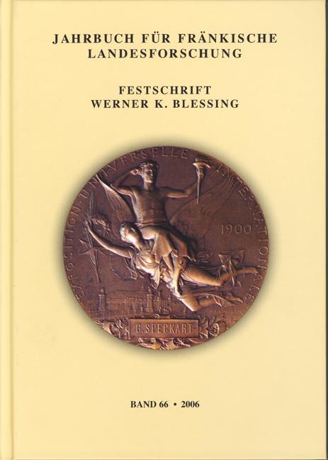Hübner Christoph, Matzger Pascal, Ramorobi Irene, Wachter Clemens - Jahrbuch für fränkische Landesforschung