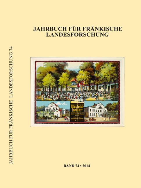 Hindelang Regina - Jahrbuch für fränkische Landesforschung