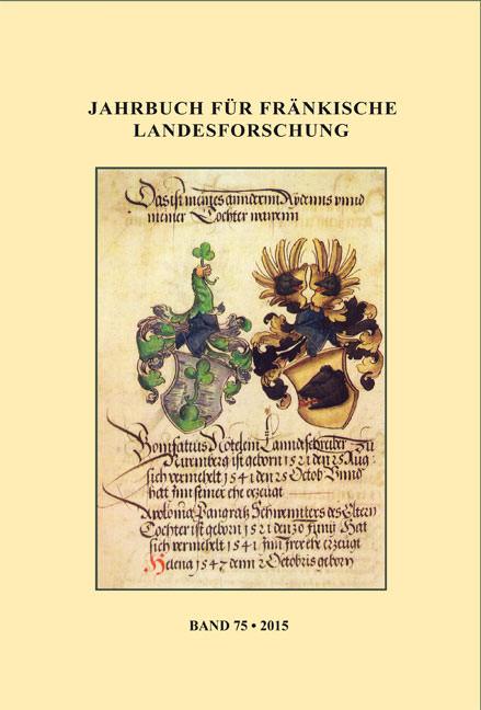 Hindelang Martina - Jahrbuch für fränkische Landesforschung