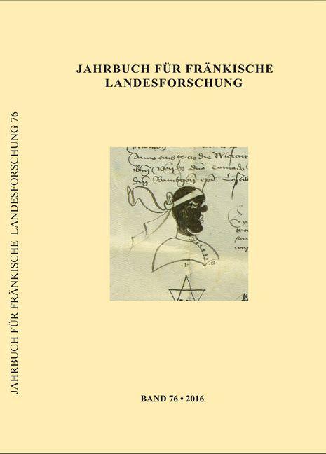 Hindelang Martina, Blessing Werner K. - Jahrbuch für fränkische Landesforschung