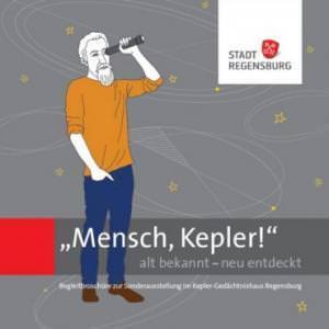 """- """"Mensch, Kepler"""""""