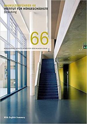 Baumeister Nicolette - Institut für Hörgeschädigte, Straubing
