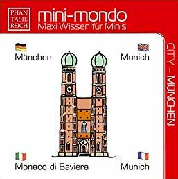 Breuer Petra - mini-mondo: München