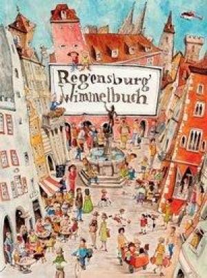 Engel Peter - Regensburg Wimmelbuch