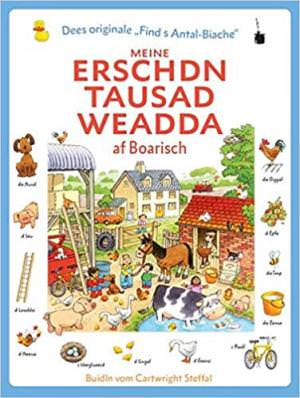 Amery Heather, Göttler Hans - Meine erschdn tausad Weadda af Boarisch