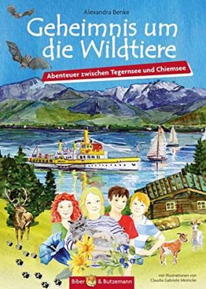 Benke Alexandra - Geheimnis um die Wildtiere