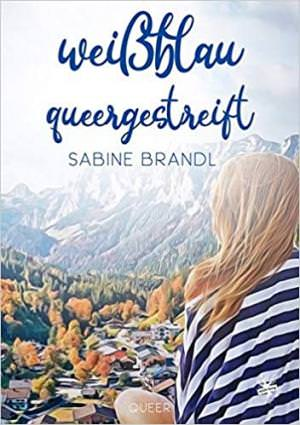 Brandl Sabine - Weißblau queergestreift