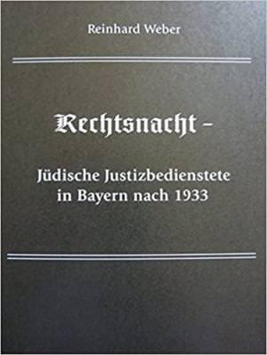 Weber Reinhard - Rechtsnacht