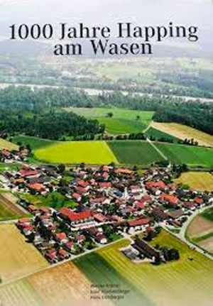 Krämer Werner, Frankenberger Josef, Demberger Hans, Krämer Arno - 1000 Jahre Happing am Wasen