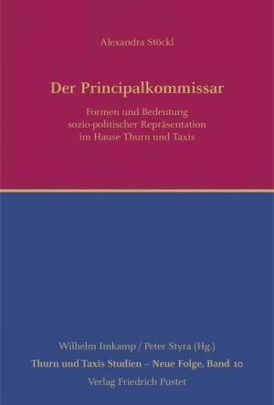 Stöckl, Alexandra - Der Principalkommissar