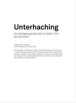 Haas-Gebhard Brigitte, Fehr Hubert, Bauer Stephanie - Unterhaching