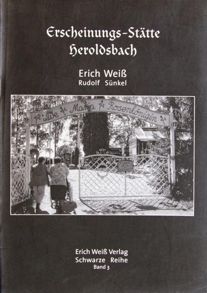 Weiß Erich - Erscheinungs-Stätte Heroldsbach