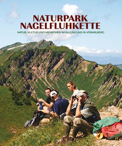 Elgaß Peter, Frey Barbara, Schumacher Tobias, Niehörster Thomas, Eberhardt Rolf - Naturpark Nagelfluhkette