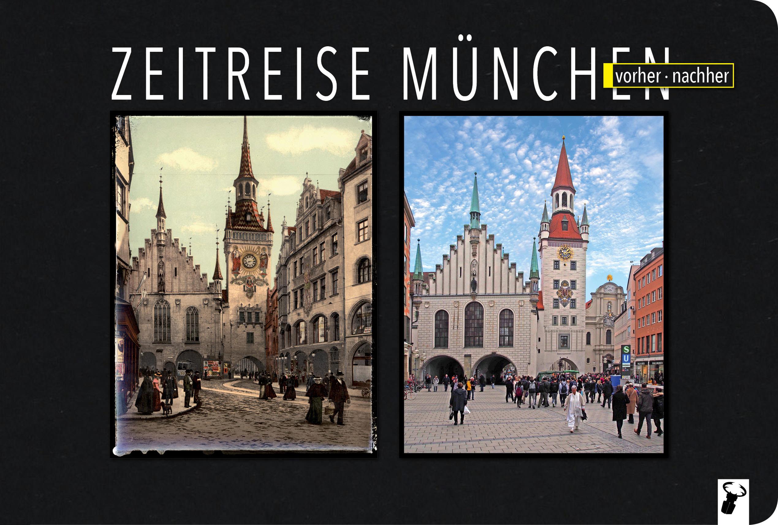 Arz Martin - Zeitreise München