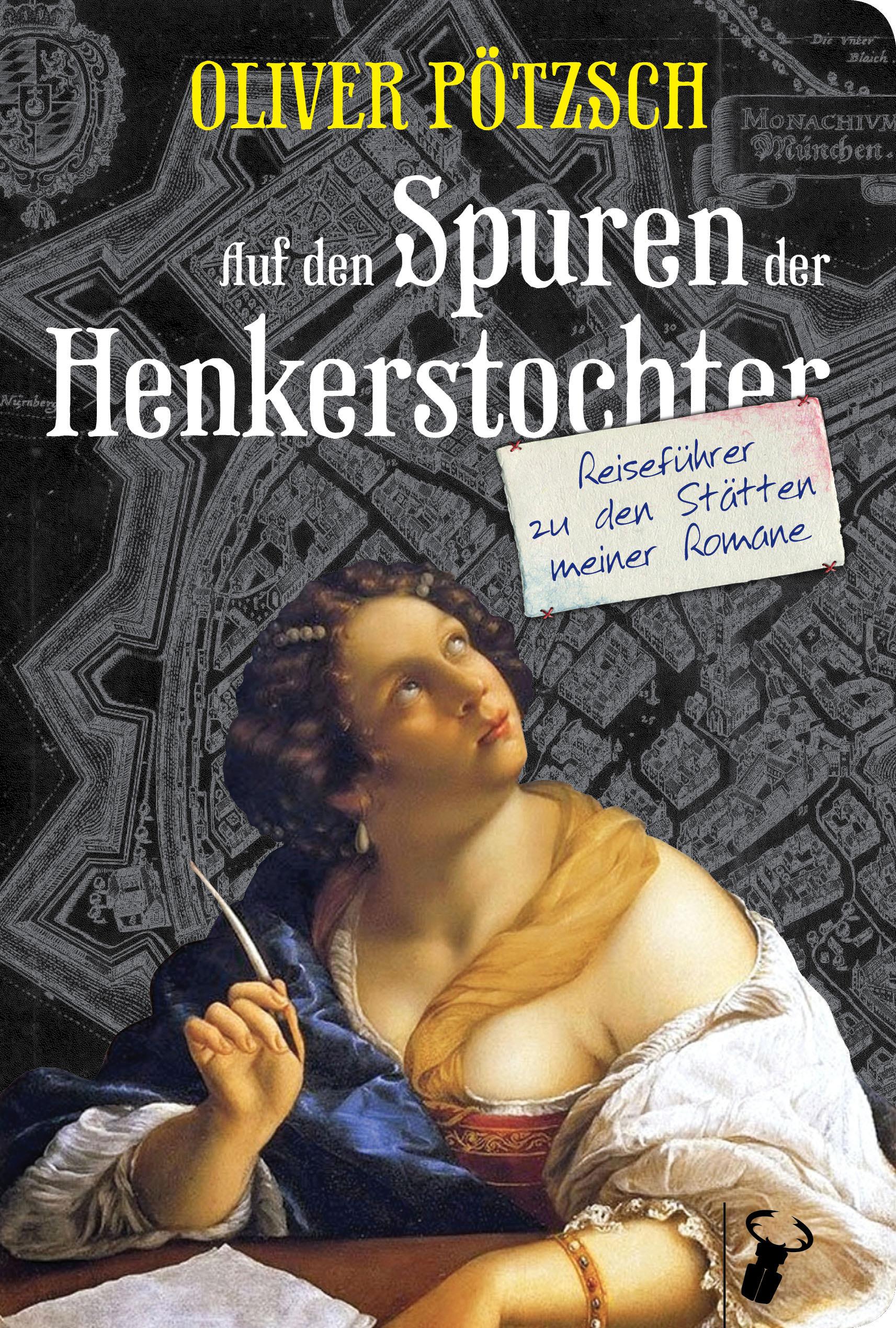 Pötzsch Oliver - Auf den Spuren der Henkerstochter