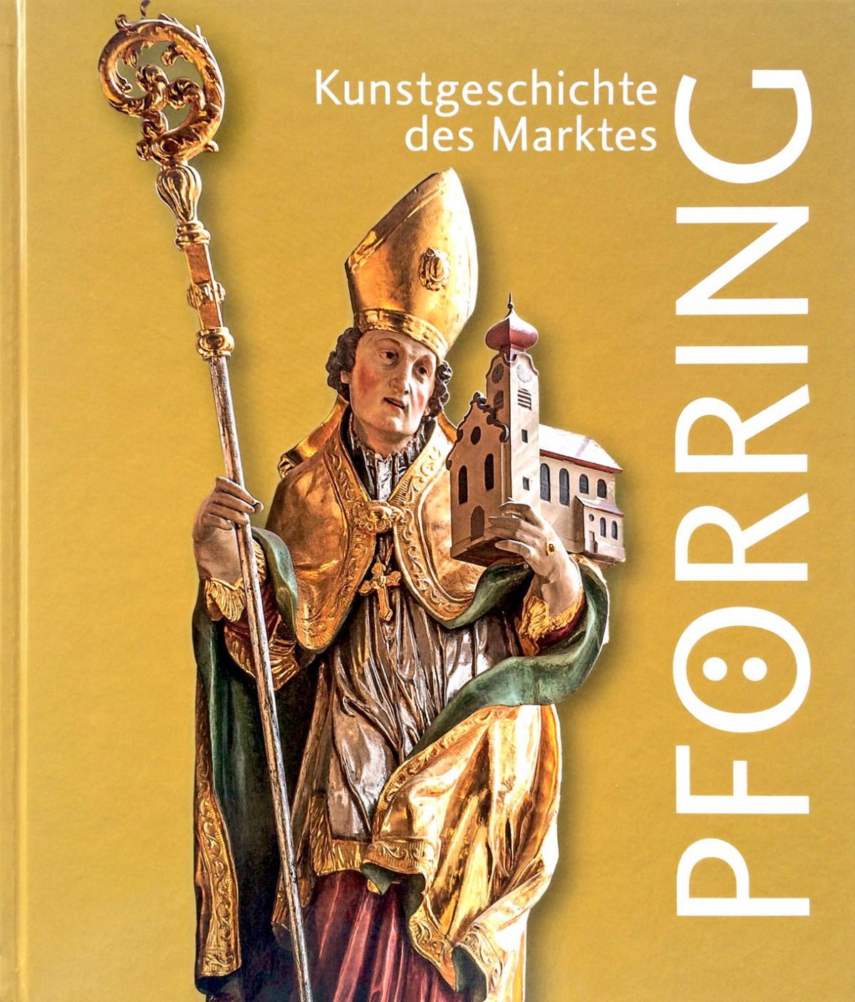 Vogl Wolfgang - Kunstgeschichte des Marktes Pförring