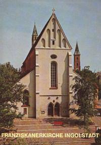 Hofmann Siegfried - Franziskanerkirche Ingolstadt