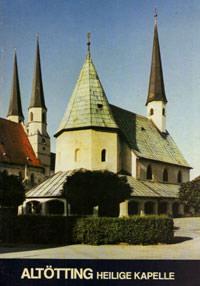 Stadler Klemens - Altötting Heilige Kapelle
