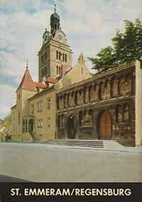 Schnell Hugo - St. Emmeram / Regensburg