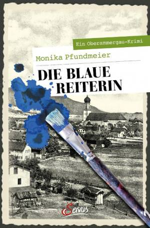 Pfundmeier Monika - Die Blaue Reiterin