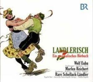 Feuchtwanger Lion, Bierbaum Otto Julius, Christ Lena, Ganghofer Ludwig, Eichendorff Joseph von hert Marlen - Landlerisch